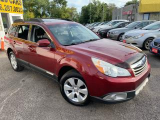 Used 2011 Subaru Outback for sale in Scarborough, ON