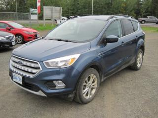 Used 2018 Ford Escape SE for sale in Thunder Bay, ON