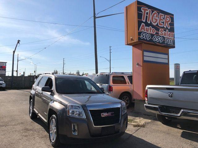 2011 GMC Terrain SLE-2**4 CYLINDER**AUTO**ONLY 115 KMS**CERTIFIED