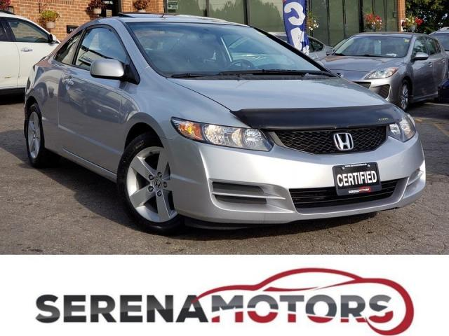 2009 Honda Civic LX | MANUAL | SUNROOF | NO ACCIDENTS | LOW KM
