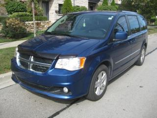 Used 2011 Dodge Grand Caravan SXT, CREW ED, CERTIFIED, STOWNGO, NO ACCIDENTS, for sale in Toronto, ON