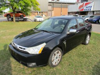 Used 2008 Ford Focus SES ~ SAFETY INCLUDED for sale in Toronto, ON
