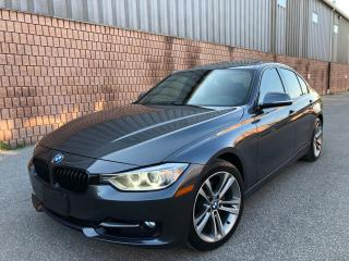 Used 2013 BMW 3 Series 328i xDRIVE-SPORT LINE-NAVIGATION-CAMERA-SUNROOF for sale in Toronto, ON