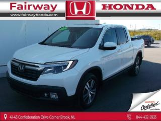 Used 2017 Honda Ridgeline EX-L for sale in Halifax, NS