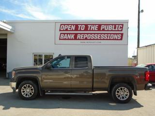 Used 2015 GMC Sierra 1500 SLE for sale in Toronto, ON