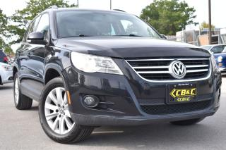Used 2011 Volkswagen Tiguan COMFORTLINE - ONTARIO VEHICLE for sale in Oakville, ON