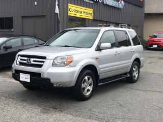 Used 2006 Honda Pilot EX-L for sale in Coquitlam, BC
