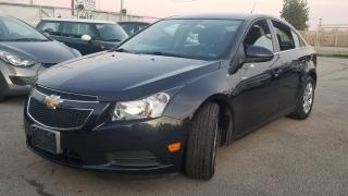 Used 2014 Chevrolet Cruze for sale in Mississauga, ON