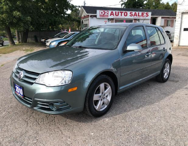 2010 Volkswagen City Golf 1Owner/Comes Certified/Automatic/Heated Seats