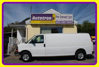 Used 2011 Chevrolet Express 2500 3/4 Ton EXT. Cargo Van, A/C for sale in Woodbridge, ON