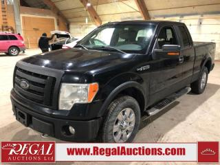 Used 2009 Ford F-150 XLT QUAD CAB 4WD for sale in Calgary, AB