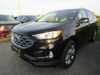 Used 2019 Ford Edge Titanium for sale in Tillsonburg, ON