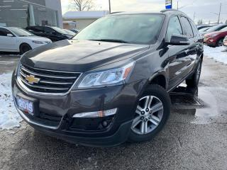 Used 2015 Chevrolet Traverse LT * BACK-UP CAMERA*BLUETOOTH*HEATED SEATS-DRIVER AND PASSENGER*VOCAL Assist Telematics for sale in London, ON
