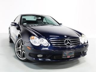 Used 2005 Mercedes-Benz SL-Class SL55 AMG   CONVERTIBLE   20 INCH WHEELS for sale in Vaughan, ON