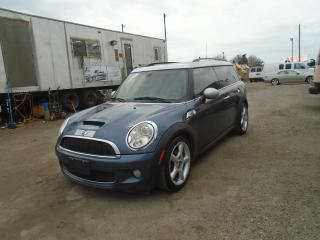 Used 2009 MINI Cooper Clubman S Base for sale in Mississauga, ON
