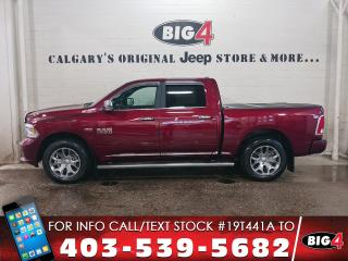 Used 2017 RAM 1500 Longhorn for sale in Calgary, AB