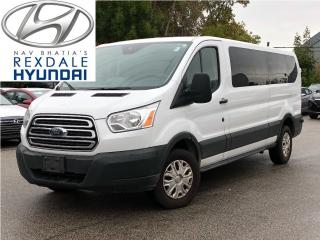 Used 2015 Ford Transit Passenger Wagon 2015 Ford Transit - T-350 148  Low Roof XLT Swing- for sale in Toronto, ON
