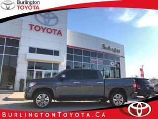 Used 2015 Toyota Tundra Platinum for sale in Burlington, ON