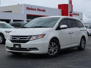 Used 2016 Honda Odyssey EX|NO ACCIDENTS for sale in Burlington, ON