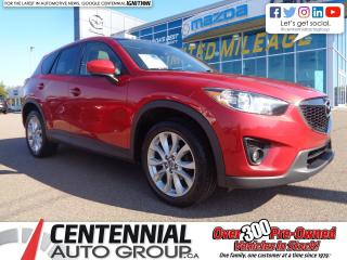 Used 2014 Mazda CX-5 CX-5 GRAND TOURING for sale in Charlottetown, PE