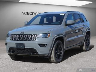 Used 2020 Jeep Grand Cherokee Laredo for sale in Mississauga, ON