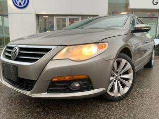 Used 2009 Volkswagen Passat CC Sportline for sale in Guelph, ON