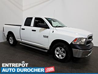 Used 2016 RAM 1500 ST 4X4 Automatique - A/C - Groupe Électrique for sale in Laval, QC