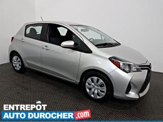 Used 2016 Toyota Yaris Automatique - AIR CLIMATISÉ - Groupe Électrique for sale in Laval, QC