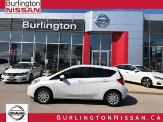 Used 2015 Nissan Versa Note SV, ACCIDENT FREE, 1 OWNER ! for sale in Burlington, ON