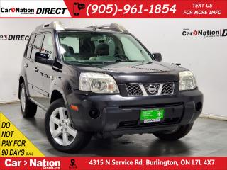 Used 2006 Nissan X-Trail XE| AS-TRADED| SUNROOF| 4X4| for sale in Burlington, ON