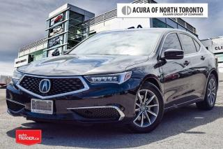 Used 2018 Acura TLX 2.4L P-AWS w/Tech Pkg for sale in Thornhill, ON
