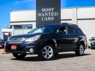 Used 2013 Subaru Outback 2.5I TOURING | SUNROOF | BLUETOOTH | ALLOYS for sale in Kitchener, ON