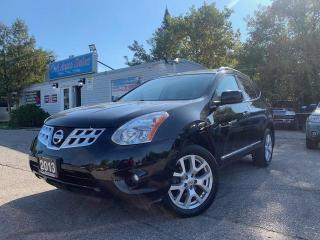 Used 2013 Nissan Rogue FWD 4dr |ACCIDENT FREE| LOW KMS| for sale in Brampton, ON