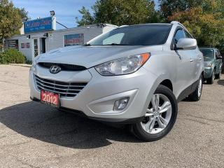 Used 2012 Hyundai Tucson FWD 4dr I4 Auto GLS|ACCIDENT FREE|LEATHER|BLUETOOTH| for sale in Brampton, ON