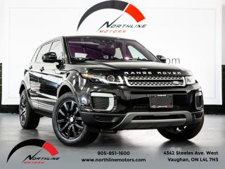 Used 2016 Land Rover Evoque SE|Navigation|Pano Roof|Camera|Heated Leather|Meridian for sale in Vaughan, ON