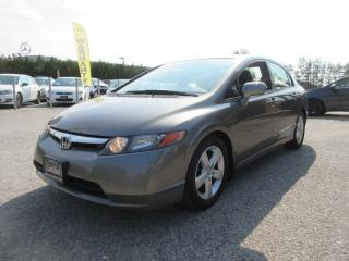 Used 2006 Honda Civic 4DR LX AUTO for sale in Newmarket, ON
