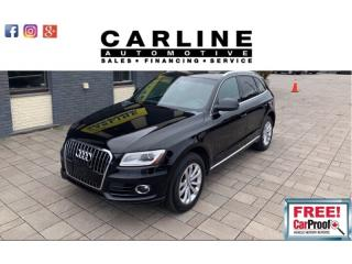 Used 2013 Audi Q5 Navigation for sale in Nobleton, ON