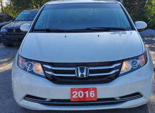 Used 2016 Honda Odyssey EX for sale in Mississauga, ON