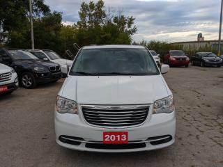 Used 2013 Chrysler Town & Country 4DR WGN TOURING for sale in Mississauga, ON