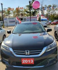 Used 2013 Honda Accord Sedan 4dr I4 Auto EX-L for sale in Mississauga, ON