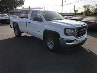 Used 2018 GMC Sierra 1500 Long Box 2WD for sale in Truro, NS