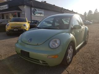 Used 2001 Volkswagen New Beetle GLS 2.0 for sale in Bloomingdale, ON