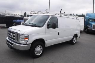Used 2012 Ford Econoline E-150 Cargo Van Laddr Rack Rear Shelving for sale in Burnaby, BC