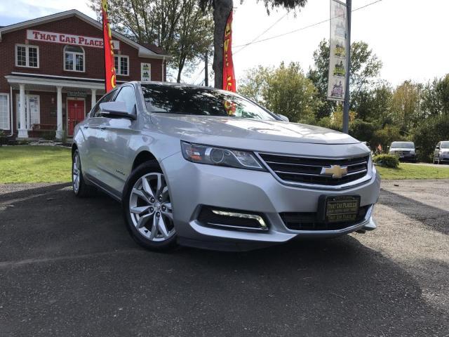 2018 Chevrolet Impala LT Alloys-Power Windows-Power Seats-A/C-WIFI