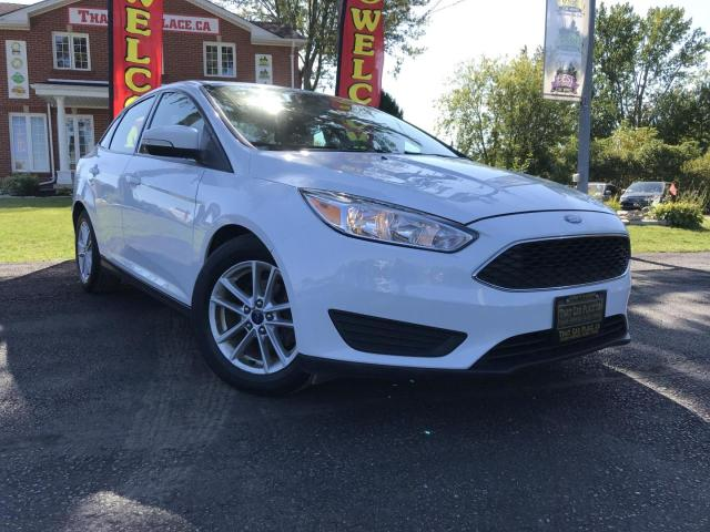 2015 Ford Focus SE Sedan SYNC-Backup Camera-Alloys-Pwr Windows-Cruise-A/C