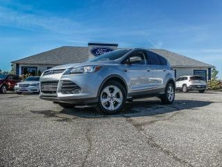 Used 2015 Ford Escape SE- HEATED SEATS- BACKUP CAMERA- BLUETOOTH- LOW KM for sale in Essex, ON