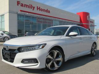 Used 2019 Honda Accord Touring 1.5T | SAVE BIG | CRAZY INCENTIVES! for sale in Brampton, ON