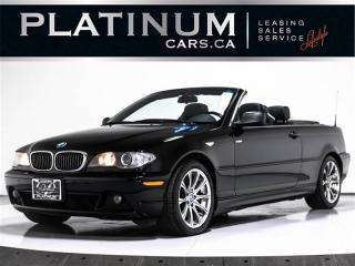 Used 2004 BMW 3 Series 330Ci, RWD, CONVERTIBLE, HARMON/KARDON, HEAT SEATS for sale in Toronto, ON