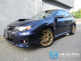 Used 2011 Subaru Impreza WRX STi Technology Package for sale in Richmond, BC