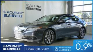 Used 2015 Acura TLX SH-AWD TECH ** NAVIGATION ** for sale in Blainville, QC